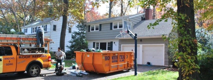 Homestead Roofing Repair in Ridgewood, NJ
